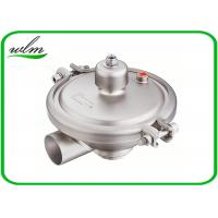 Quality Constant Pressure Regulating Sanitary Pressure Relief Valve With Butt Weld End DN15-DN100 wholesale