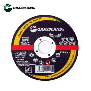 Quality 115mm Multi Material General Abrasive Multi Purpose Cutting Disc wholesale