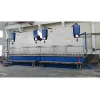 China Steel Structure Q345 Material Hydraulic CNC Press Brake Machinery 1200 Ton Force on sale