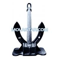 Stocklees Steel Boat Use For Heavey Duty Spek Anchor Marine Ship Spek Anchor Stockless Anchor For Marine