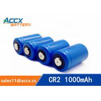Quality LiMnO2 CR2 3.0V 1000mAh primary battery with high quality wholesale