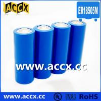 Quality ER18505M 3.6V lithium battery A size 3200mAh wholesale