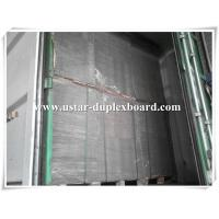 China 31''X43'' size duplex grey board on sale