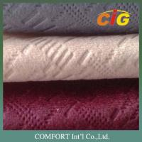 Buy cheap 100% Polyester automotive car seat upholstery fabric For Car Seat Cover product