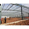 Buy cheap Welding galvanized prefabricated light steel workshop building light gauge steel from wholesalers