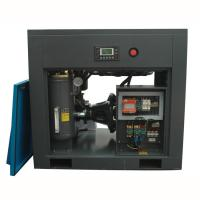 Mini 20hp 15kw Single Stage Air Compressor System , Air Screw Compressor ZAKF Series