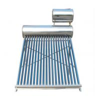China non pressure vacuum tube solar water heater for Turkey market on sale