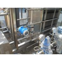 Cheap Factory Prices Plate Heat Exchanger Milk Pasteurizer Machine Continuous Plate for sale