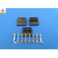 Home Appliances Phosphor Bronze ATA SATA Connectors 15PIN Pitch 1.27mm AWG#18 - 22