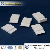 Buy cheap Raised Ceramic Mosaic Tile Vulcanized in Pulley Lagging product