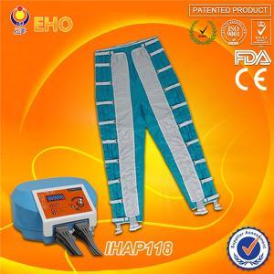 China IHAP118 latest technology boots pressotherapy lymph drainage machine massage home use on sale