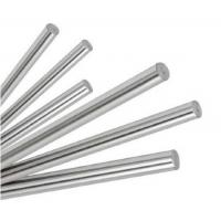 Quality CK45 Hydraulic Piston Rods , Chrome Plated Bar High Precision wholesale