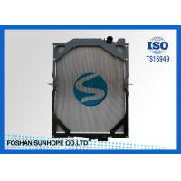 Cheap OEM 20708905 Aluminum Truck Radiators Volvo FH12 380HP 48MM MT Without Frame for sale
