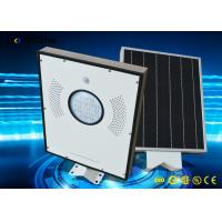 Quality Rust proof Energy Efficient Led Street Light with PIR Motion Sensor wholesale