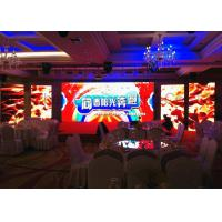 Quality Die Casting Aluminum Full Color Led Display P3.91 Rgb 3.91mm Pixel Pitch wholesale