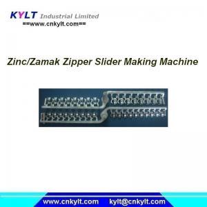 Quality KYLT Metal Zipper Making Machine for slide/puller wholesale