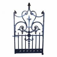 China Cast Ornamental Iron Parts Residential Decorative Gates Archives And Railings on sale