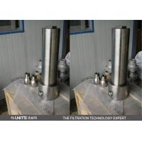 Buy cheap high pressure stainless steel compressed air filter from wholesalers