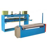 Quality Automatic Steel Coil Stock Measuring Machine For Foam / Cloth Packaging wholesale