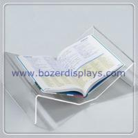 Crystal Clear Acrylic Dictionary/Book Stand for sale