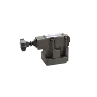 China Hydraulic Valves Low Noise Type Pilot Operated Relief Valves on sale