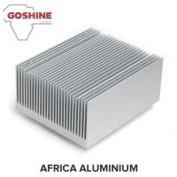 China heat sink aluminium profile for industry, china aluminum heat sink for light on sale