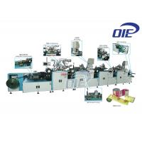 China Aluminum Plastic Laminated Tube Screen Printing Machine With Hot Stamping on sale
