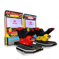 China Stable Performance Bike Racing Arcade Machine Coin Operated 250W on sale