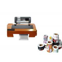 Quality 280mm Automatic Label Roll Printer , A3 Size Label Inkjet Printer 73x26x32cm wholesale