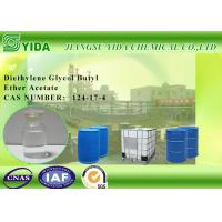 Buy cheap Cas No 124-17-4 diethylene Glycol Monobutyl Ether Acetate Colorless and transparent liquid product