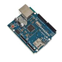 Quality Ethernet Arduino Shield Board , Arduino Development Board W5100 For UNO MEGA 2560 wholesale