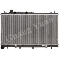 Quality 13281 Water Cooling Car Radiator , Subaru Legacy Radiator Replacement With Plastic Tank wholesale