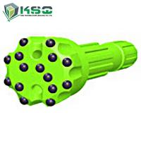 Quality Low Pressure CNC Milling Underground Mining Drill Bit 3 Hole DTH wholesale