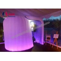 Quality Camera Machine Inflatable Photo Booth PVC Inflatable Party Decorations wholesale