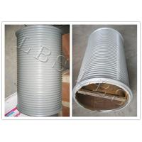 Quality Pulling Wire Rope Barrel In Varied Winch With Lebus Groove Design wholesale