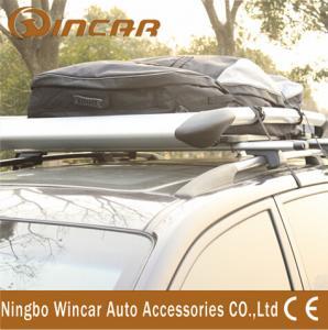 Quality Waterproof Rooftop Cargo Bag , Durable Cartop Cargo Carrier Bag wholesale