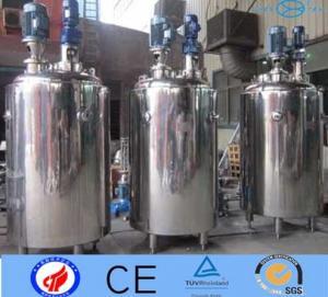 Quality Custom Sliver 5.5kw 5000 Litre Water Tank For Food Grade OEM / ODM wholesale
