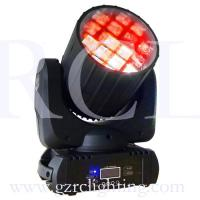 Buy cheap 10W 4-in-1 RGBW CREE LED Moving Head Light With 12bulbs Beam Effect product