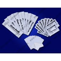Buy cheap Re-transfer printer Cleaning Kit with CR80 adhesive cleaning card from wholesalers