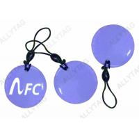 China Contact - Less RFID NFC Smart Card PVC Drop Glue For Bus And  Metro on sale