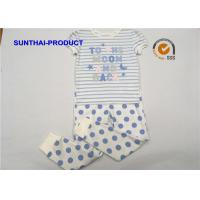 Quality Breathable Big Girls Clothing Sets , Toddler Clothing Sets T Shirt And Pants Sets wholesale