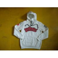 Quality Printing Logo Women'S Pullover Hoodies , Girls Sports Hoodies Knit Fabric Type wholesale