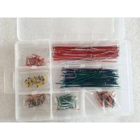 Quality White / Red / Yellow / Black Breadboard And Wire Kit For Breadboard Experiment wholesale