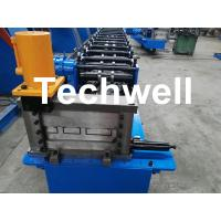 Quality Interchangeable C Channel Roll Forming Machine for Making 3 kinds of C Purlin Profile wholesale