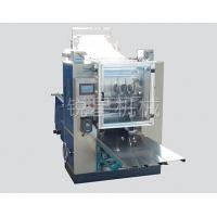 Quality Button Type Embossing Folding Machine For Non Woven Boxes 50hz 8.5kw 380v wholesale