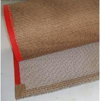 China PTFE Coated Fiberglass Mesh Fabric on sale