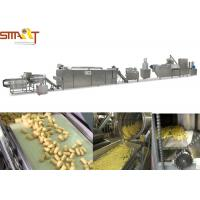 Quality Large Capacity Corn Snack Extruder Machine High Speed Puff Food Production wholesale