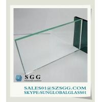 Quality clear float glass building materials wholesale