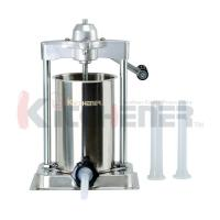 Quality Small Hand Crank Sausage Stuffer Machine , Home Sausage Making Equipment  wholesale