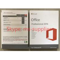 Buy cheap Genuine Microsoft Office Professional 2013 OEM Key Card 100% Online Activation from wholesalers